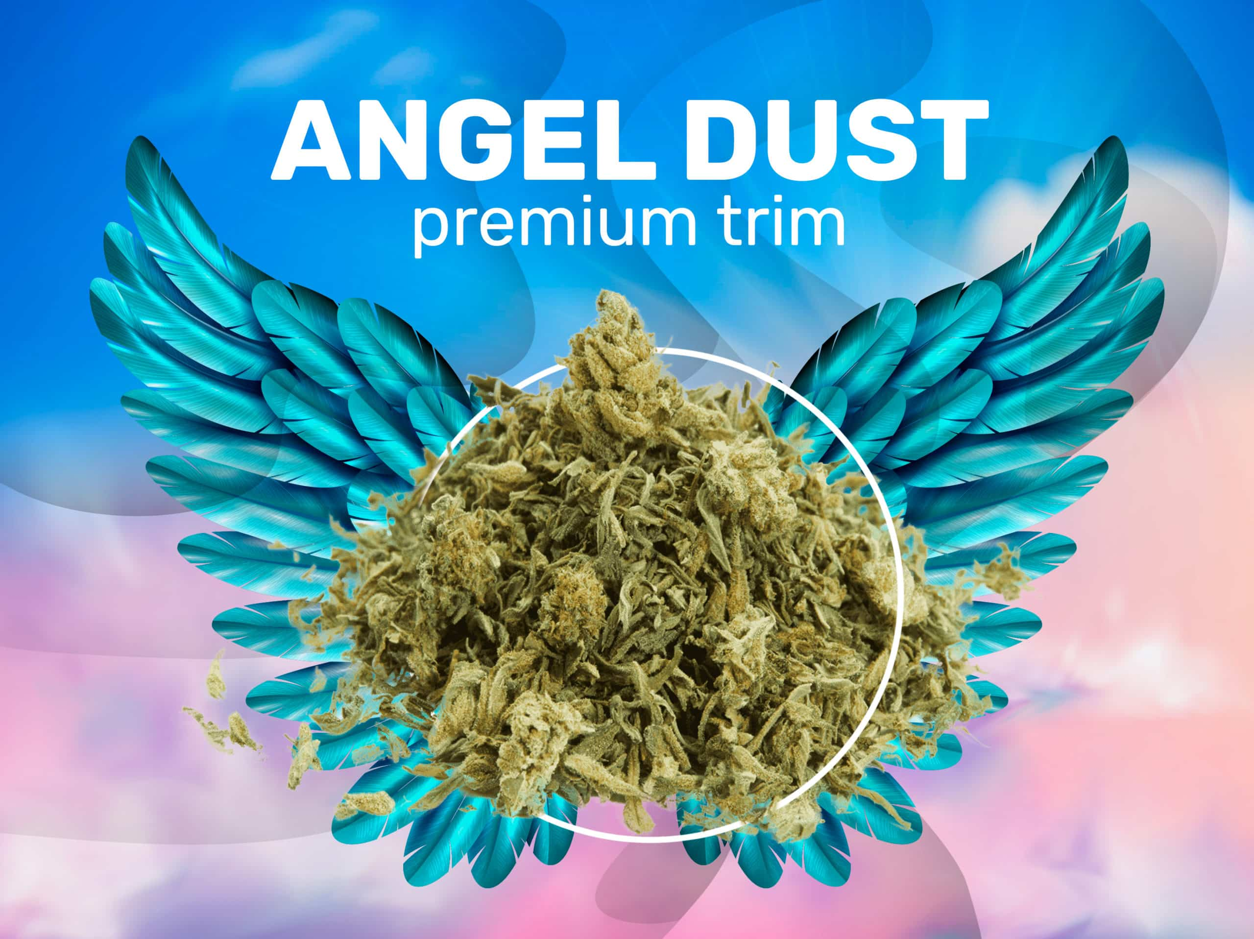 Angel Dust premium trim CBD