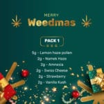 weedmas pack 1 weedzy