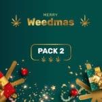 weedmas cbd pack 2 weedzy