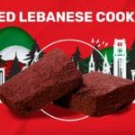 red lebanese cookie weedzy
