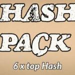 hash pack cbd weedzy