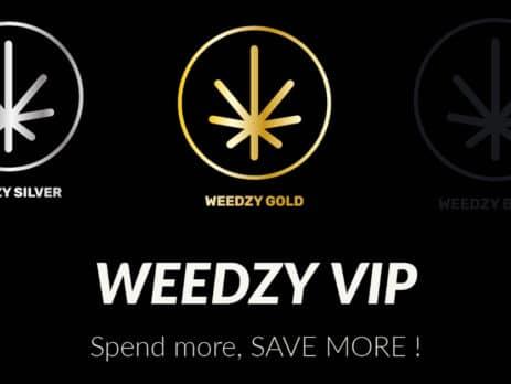 weedzy VIP program