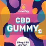 CBD gummies weedzy